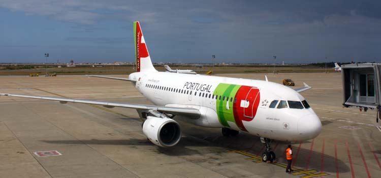 TAP is the national airline of Portugal