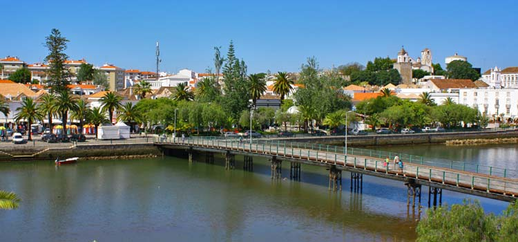 historic centre of tavira