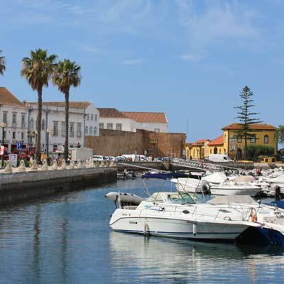 Faro Algarve Karta.Tavira Algarve Portugal Guide Fully Updated For 2019