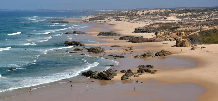 Praia do Malhao Beach